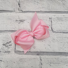 Load image into Gallery viewer, Light Pink Hair Bow