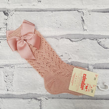 Load image into Gallery viewer, Condor Dusky Pink Summer Sock