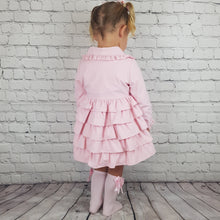 Load image into Gallery viewer, WM Pink Frill Coat