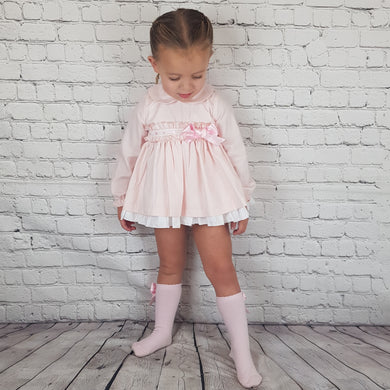 WM Pink Puffball Dress