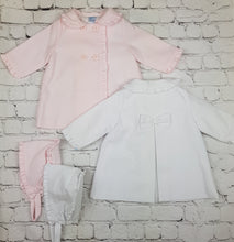 Load image into Gallery viewer, Sardon Pink Summer Coat
