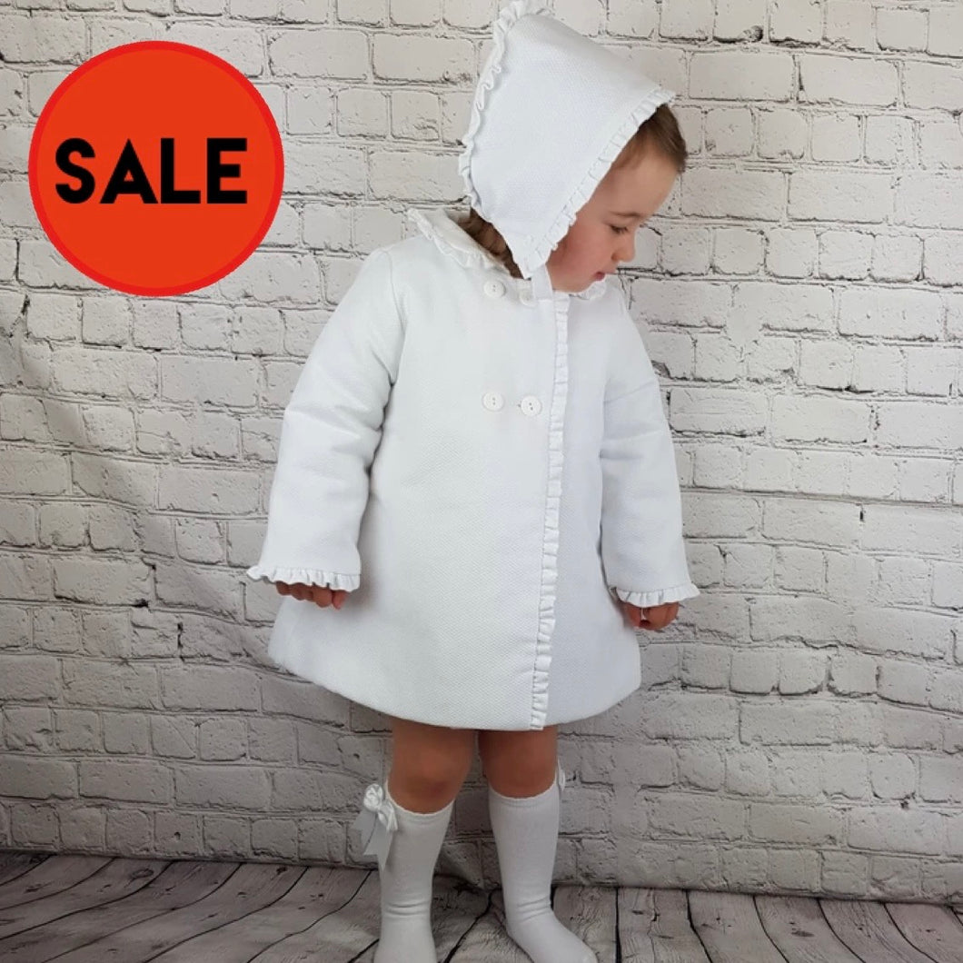 Sardon White Coat