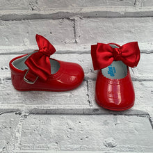 Load image into Gallery viewer, Red Pram Shoe
