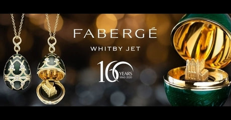 Fabergé Whitby Jet Limited Edition Jewellery Collection