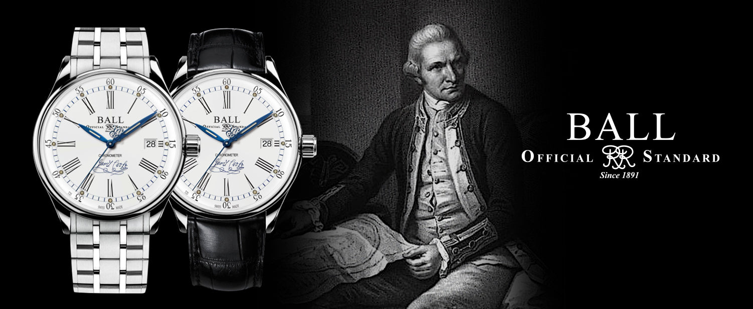 Captain Cook Watches