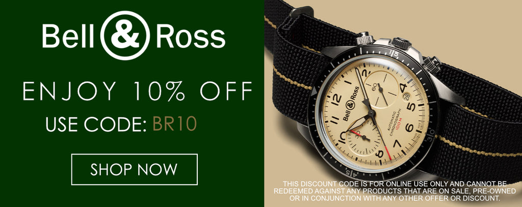 Bell & Ross Watches Discount Code