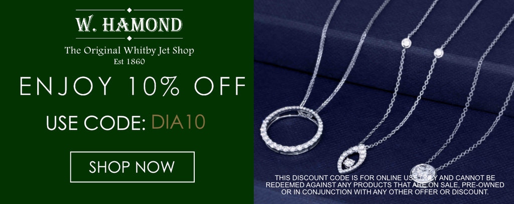 Diamond Necklaces Discount Code