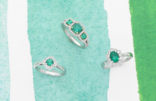 Precious Gemstones - Emeralds