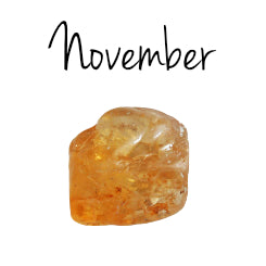Birthstones - November