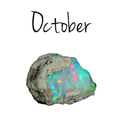 Birthstones - October