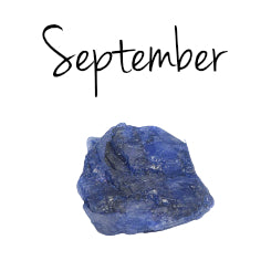 Birthstones - September