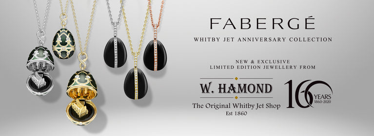 Faberge Whitby Jet