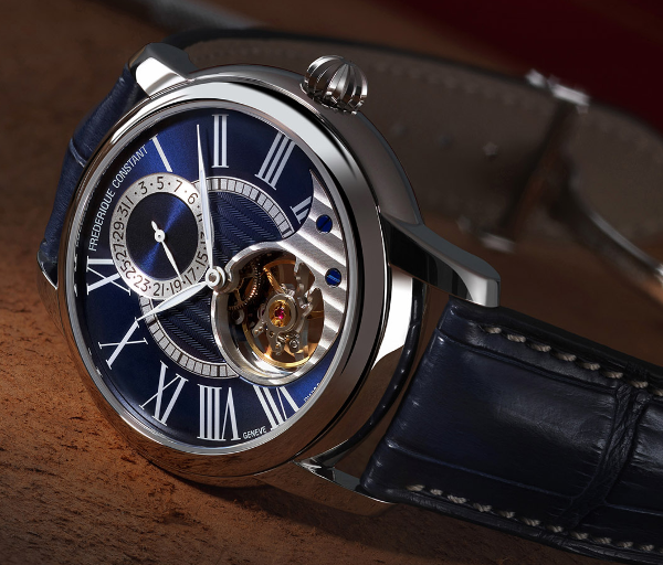 About Frederique Constant Watches