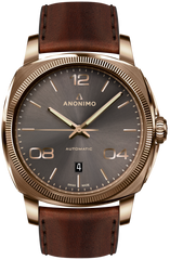 Anonimo Watch Epurato Galvanic Anthracite Sunray