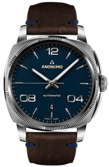 Anonimo Watch Epurato Galvanic Matt Blue