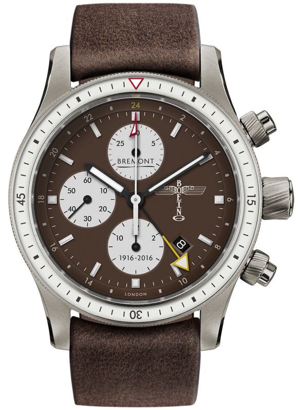 Bremont Watch Boeing 100 Limited Edition BB100/R
