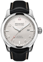 Bremont Watch Solo Polished White SOLO/PW-R