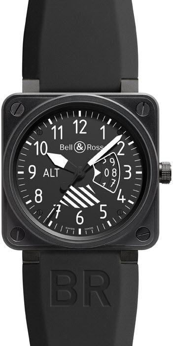 Bell & Ross BR 01 96 Altimeter Limited Edition