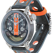 B.R.M. Watches CNT-44-GULF Grey Hands Limited Edition CNT-44-GULF