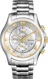 Bulova Watch Gents Dress 98B175