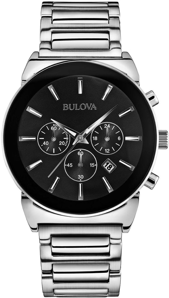 Bulova Watch Gents Dress 96B203