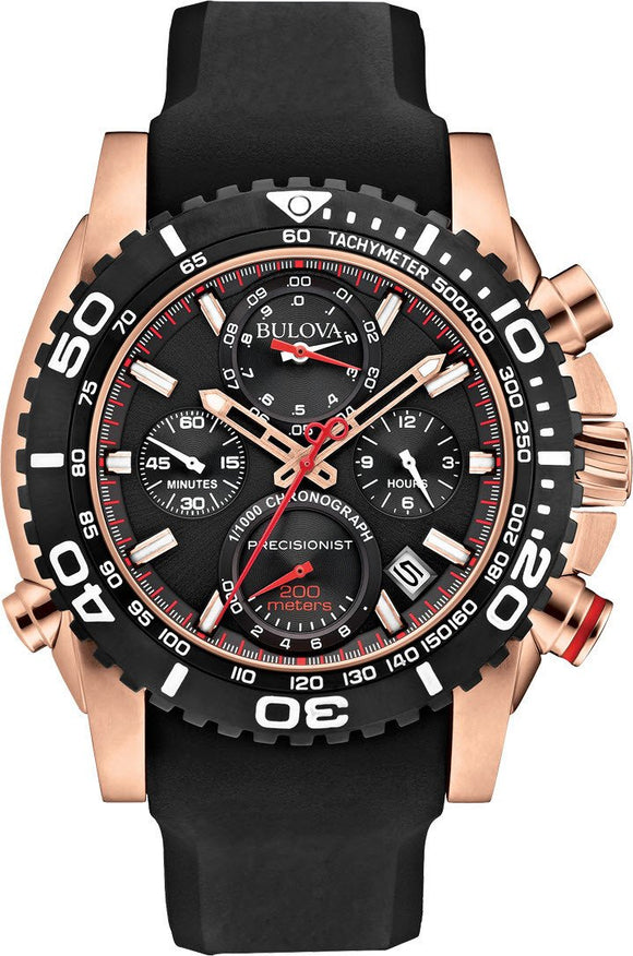 Bulova Watch Precisionist 98B211