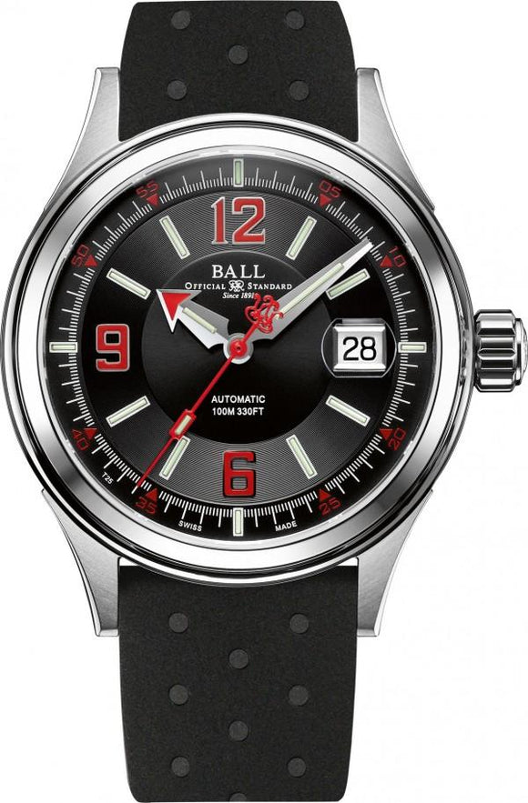 Ball Watch Company Fireman Racer NM2088C-P2J-BKRD