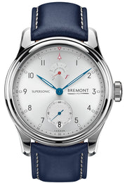Bremont Watch Supersonic Steel Limited Edition Supersonic SS