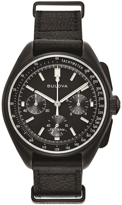 Bulova Watch Moonwatch Chronograph 98A186