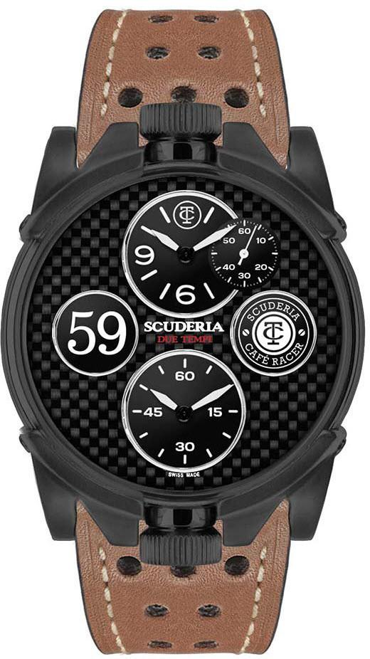 CT Scuderia Watch Tempi Dual Time CS40300