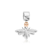 Clogau Queen Bee Sterling Silver Bead Charm 3SLLC225