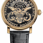 Corum Watch Artisans Coin C293/02910
