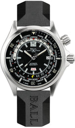 Ball Watch Company Diver Worldtime DG2022A-PA-BK