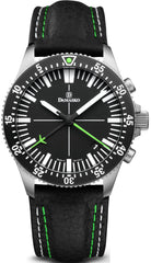 Damasko Watch DC 82 Green Leather Pin