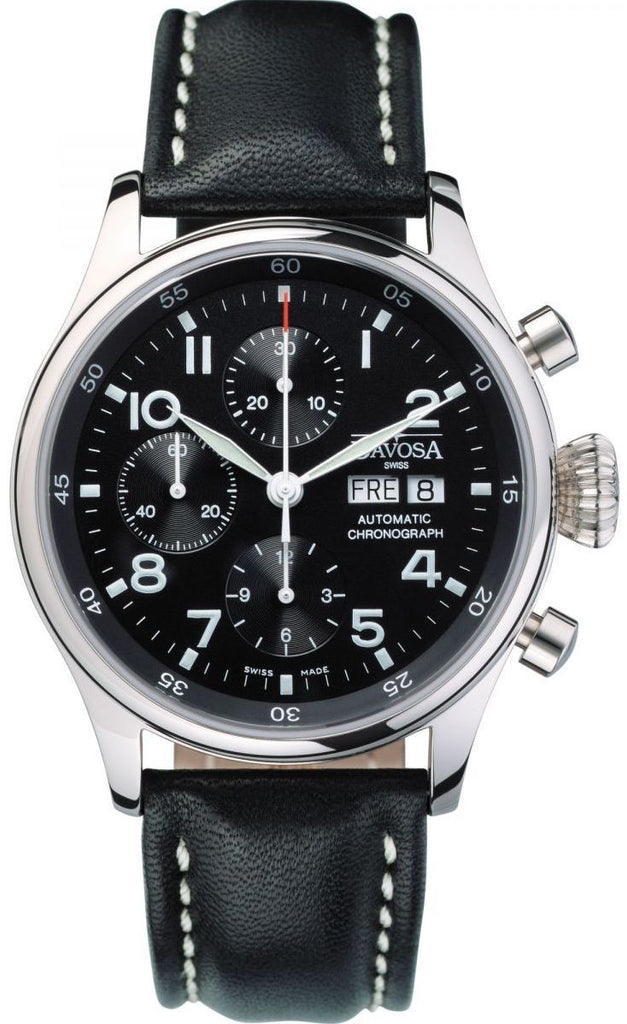 Davosa Watch Pilot Chronograph