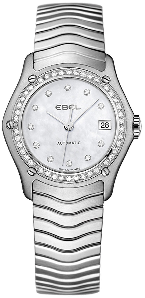 Ebel Watch Wave Lady 1216003