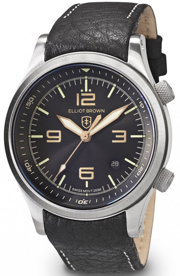 Elliot Brown Watch Canford 202-021-L17