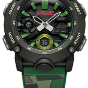G-Shock Watch Gorillaz Limited Edition GA2000GZ-3A