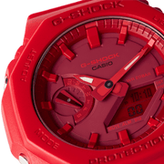 G-Shock Watch Octagon Series Red
