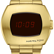 Hamilton Watch American Classic PSR Digital Quartz Limited Edition H52424130