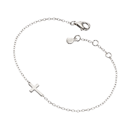 Little Star Sterling Silver Lila Grace Bracelet LSB0053