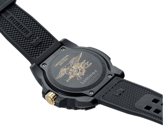 Luminox Watch Navy Seal Steel 3500 Series limited Edition