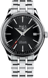 Ball Watch Company Trainmaster Manufacture 80 Hours NM3280D-S1CJ-BK