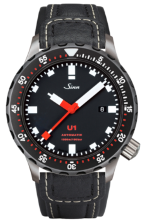 Sinn Watch U1 SDR Leather
