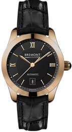 Bremont Watch Solo 32 LC Rose Gold Ladies SOLO-32-LC/RG-BK/R
