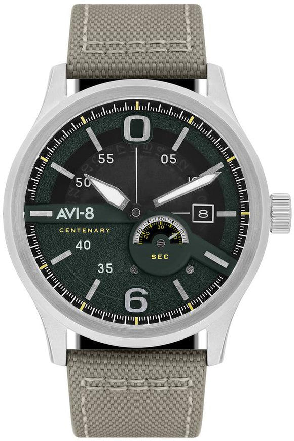 AVI-8 Watch Flyboy Centerary AV-4061-01