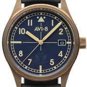 AVI-8 Watch Flyboy Eagle Squadron Bronze AV-4071-02