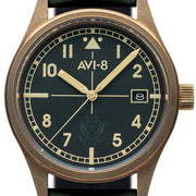 AVI-8 Watch Flyboy Eagle Squadron Bronze AV-4071-03