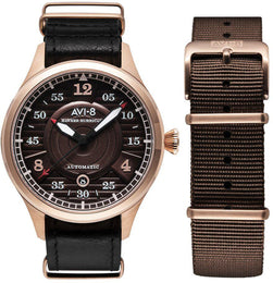 AVI-8 Watch Hawker Hurricane AV-4046-02