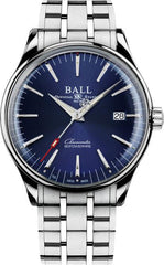 Ball Watch Company Trainmaster Manufacture 80 Hours